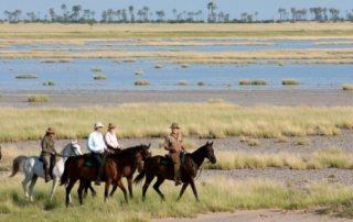 Botswana – Kalahari Safari