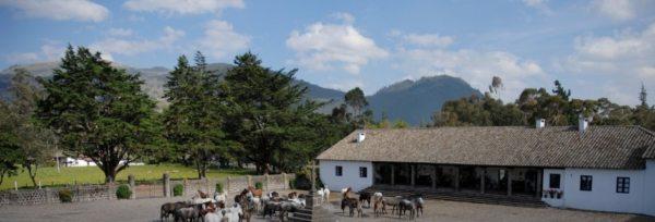 Ecuador - Hacienda Zuleta teaser