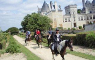 Frankrig - Châteaux de Loire