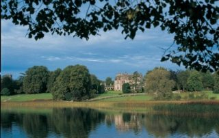 Irland - Castle Leslie