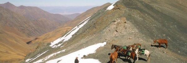 Kirgisistan – Det Lange Trek teaser