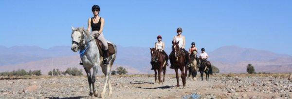 Marokko - Ørken Ridt teaser
