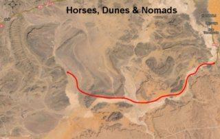 Marokko - Heste, Sandklitter & Nomader rute
