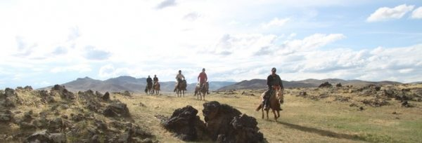 Mongoliet - Orkhon Dalen