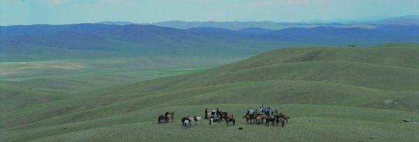 Mongoliet - Steppe Ridt Teaser