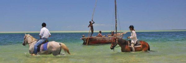 Mozambique - Tropisk Sand teaser