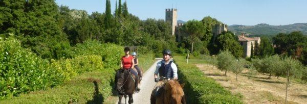Italien – Chianti Slotte & Vinsmagning teaser