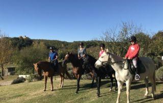 Italien - Toscana Rideferie